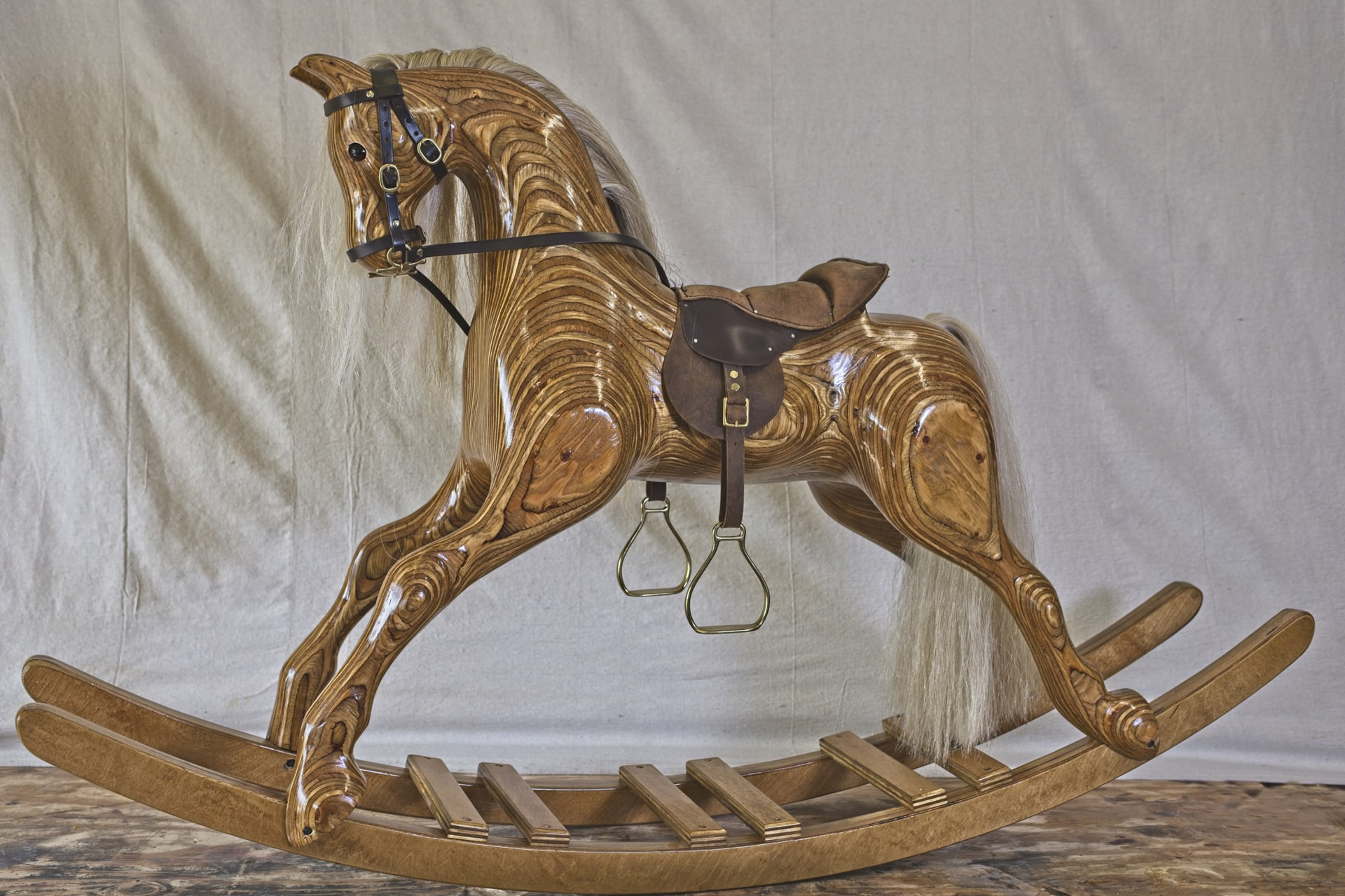 Handcrafted Heirloom Horses