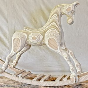 Do-It-Yourself Rocking Horse